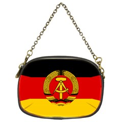 Flag of East Germany Chain Purses (Two Sides)