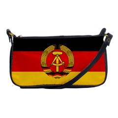 Flag of East Germany Shoulder Clutch Bags