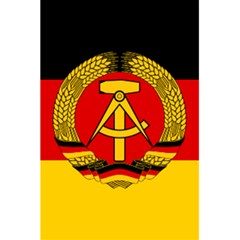 Flag of East Germany 5.5  x 8.5  Notebooks