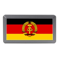 Flag of East Germany Memory Card Reader (Mini)