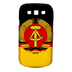 Flag of East Germany Samsung Galaxy S III Classic Hardshell Case (PC+Silicone)