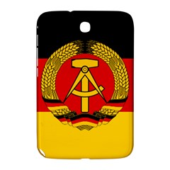 Flag of East Germany Samsung Galaxy Note 8.0 N5100 Hardshell Case