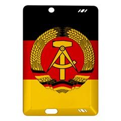 Flag of East Germany Amazon Kindle Fire HD (2013) Hardshell Case