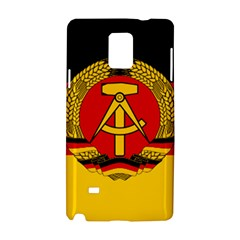 Flag of East Germany Samsung Galaxy Note 4 Hardshell Case