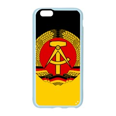 Flag of East Germany Apple Seamless iPhone 6/6S Case (Color)