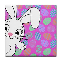 Easter bunny  Tile Coasters