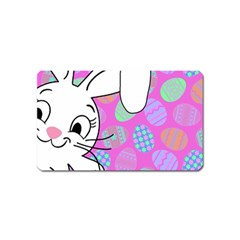Easter bunny  Magnet (Name Card)