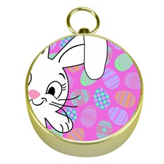 Easter bunny  Gold Compasses