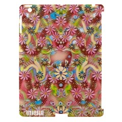 Jungle Life And Paradise Apples Apple iPad 3/4 Hardshell Case (Compatible with Smart Cover)