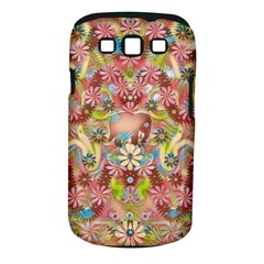Jungle Life And Paradise Apples Samsung Galaxy S III Classic Hardshell Case (PC+Silicone)