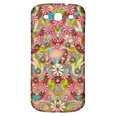 Jungle Life And Paradise Apples Samsung Galaxy S3 S III Classic Hardshell Back Case