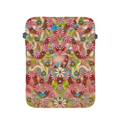 Jungle Life And Paradise Apples Apple iPad 2/3/4 Protective Soft Cases