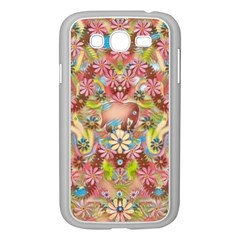 Jungle Life And Paradise Apples Samsung Galaxy Grand DUOS I9082 Case (White)
