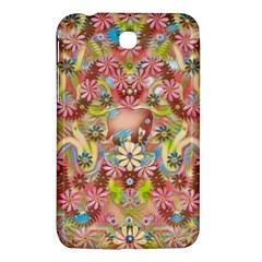 Jungle Life And Paradise Apples Samsung Galaxy Tab 3 (7 ) P3200 Hardshell Case