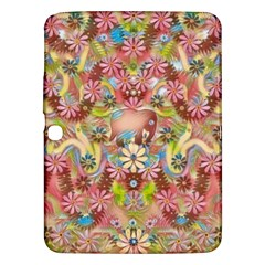 Jungle Life And Paradise Apples Samsung Galaxy Tab 3 (10 1 ) P5200 Hardshell Case