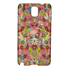 Jungle Life And Paradise Apples Samsung Galaxy Note 3 N9005 Hardshell Case