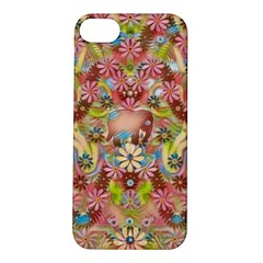 Jungle Life And Paradise Apples Apple iPhone 5S/ SE Hardshell Case