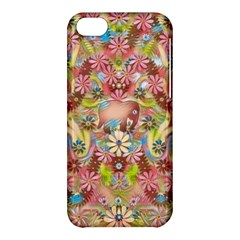 Jungle Life And Paradise Apples Apple iPhone 5C Hardshell Case