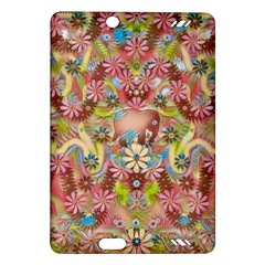 Jungle Life And Paradise Apples Amazon Kindle Fire HD (2013) Hardshell Case