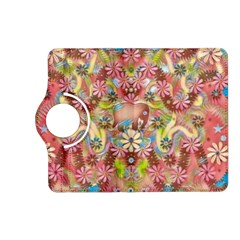Jungle Life And Paradise Apples Kindle Fire HD (2013) Flip 360 Case