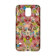 Jungle Life And Paradise Apples Samsung Galaxy S5 Hardshell Case