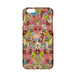 Jungle Life And Paradise Apples Apple iPhone 6/6S Hardshell Case