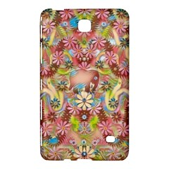 Jungle Life And Paradise Apples Samsung Galaxy Tab 4 (7 ) Hardshell Case