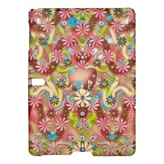 Jungle Life And Paradise Apples Samsung Galaxy Tab S (10 5 ) Hardshell Case