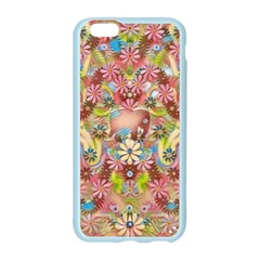 Jungle Life And Paradise Apples Apple Seamless iPhone 6/6S Case (Color)