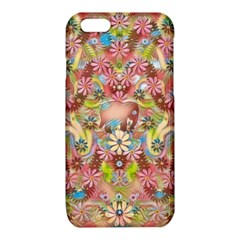 Jungle Life And Paradise Apples iPhone 6/6S TPU Case