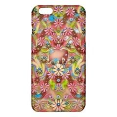 Jungle Life And Paradise Apples Iphone 6 Plus/6s Plus Tpu Case