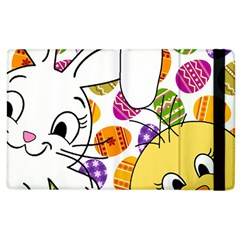 Easter bunny and chick  Apple iPad 3/4 Flip Case