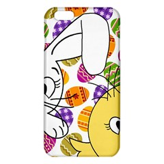 Easter bunny and chick  iPhone 6 Plus/6S Plus TPU Case