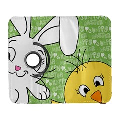 Easter bunny and chick  Galaxy S3 (Flip/Folio)