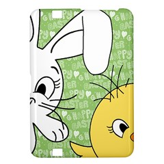 Easter bunny and chick  Kindle Fire HD 8.9