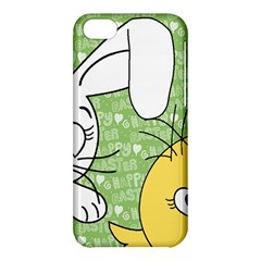 Easter bunny and chick  Apple iPhone 5C Hardshell Case