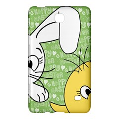 Easter bunny and chick  Samsung Galaxy Tab 4 (7 ) Hardshell Case
