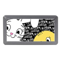 Easter bunny and chick  Memory Card Reader (Mini)