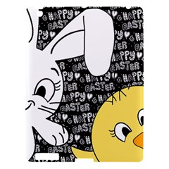Easter bunny and chick  Apple iPad 3/4 Hardshell Case