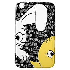 Easter bunny and chick  Samsung Galaxy Tab 3 (8 ) T3100 Hardshell Case