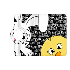 Easter bunny and chick  Kindle Fire HD (2013) Flip 360 Case
