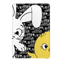Easter bunny and chick  Samsung Galaxy Tab Pro 12.2 Hardshell Case