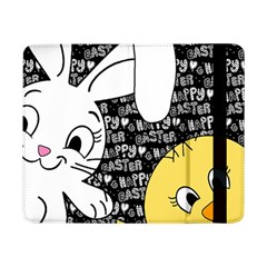 Easter bunny and chick  Samsung Galaxy Tab Pro 8.4  Flip Case