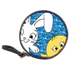 Easter bunny and chick  Classic 20-CD Wallets