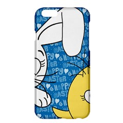 Easter Bunny And Chick  Apple Iphone 6 Plus/6s Plus Hardshell Case