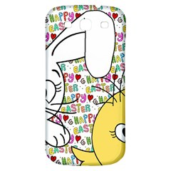 Easter bunny and chick  Samsung Galaxy S3 S III Classic Hardshell Back Case