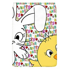 Easter bunny and chick  Flap Covers (L)