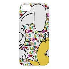 Easter bunny and chick  Apple iPhone 5S/ SE Hardshell Case