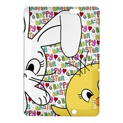 Easter bunny and chick  Kindle Fire HDX 8.9  Hardshell Case