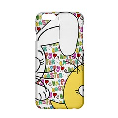 Easter bunny and chick  Apple iPhone 6/6S Hardshell Case